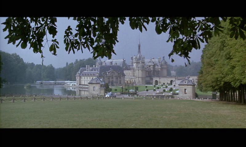 Then we are off to another villains estate hugo draxs palatial grounds from moonraker the chateau de vaux le vicomte is a baroque french chateau