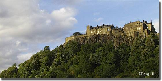 Stirling Castle by Doug Hill